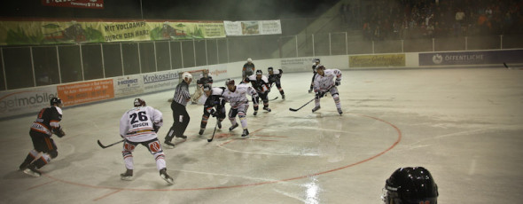 Eishockey in Braunlage – EHC Eisbären Berlin vs. Grizzly Adams Wolfsburg