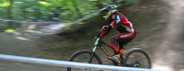 Rosstrappen Downhill 2011 in Thale