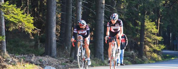Brockenkönig 2011 – Radrennen von Schierke zum Brocken