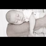 Mara und ihr erstes kleines Fotoshooting